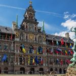 City Hall Antwerp Belgium