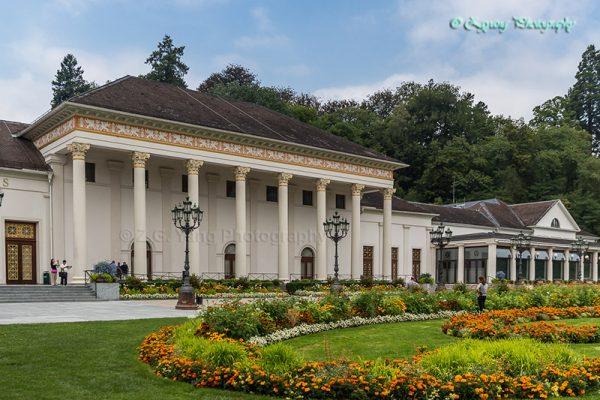 Kurhaus in Baden-Baden Germany