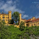 Castle Hohenschwangau Germany