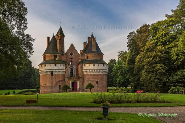 Castle Rambures France
