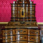 Classic furniture in Castle Schwerin Germany