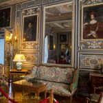 Interior Castle Cheverny France