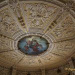 Ceiling decoration in castle Schwerin