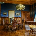 Interior Castle Schwerin Germany