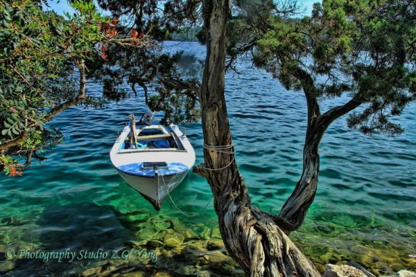National Park Mijet Croatia