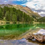Lake Palpuognasee Switzerland