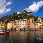 Picturesque Fishing village Portofino Italy