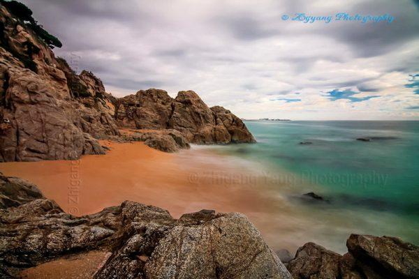 Seashore Caldes d'Estrac Spain