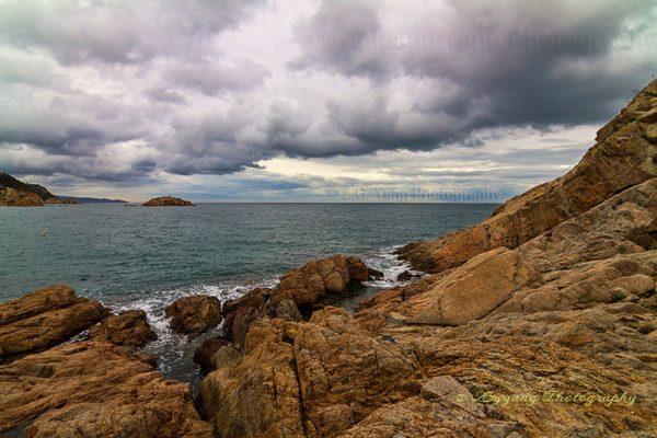 Seashore Tossa de Mar