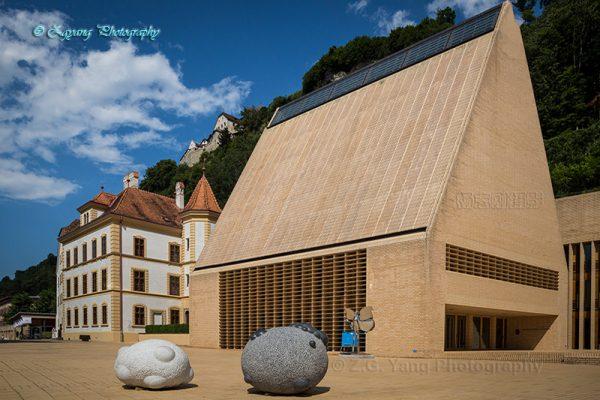 Landtag of Liechtenstein in Vaduz