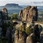 德国石林中的巴斯泰桥