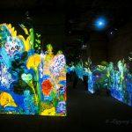 法国莱博灯光艺术洞窟
