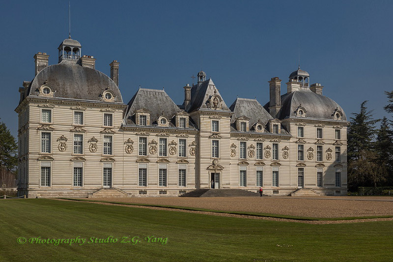 castle-cheverny