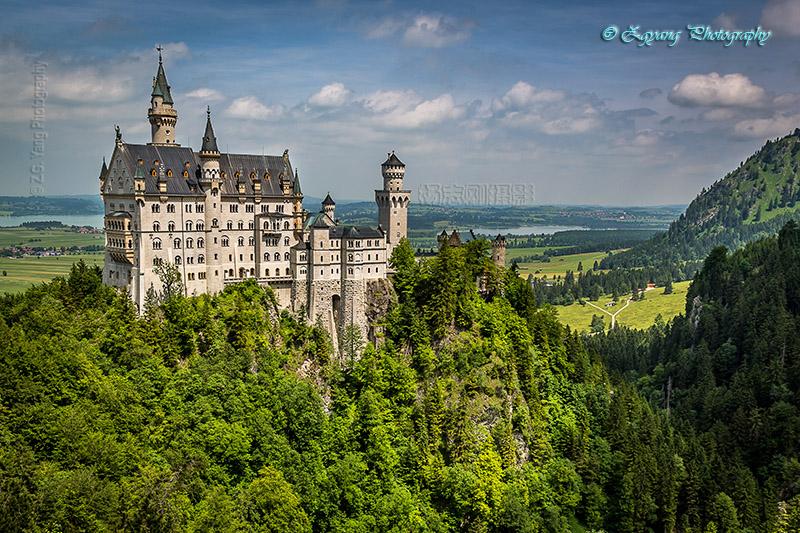 castle-neuschwanstein