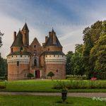 法国让毕尤斯城堡