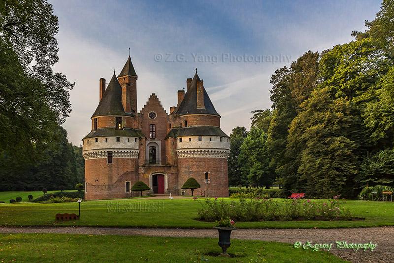 castle-rambures
