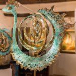 法国圣保罗·德旺斯的铁铸艺术品