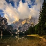 意大利布莱埃斯湖
