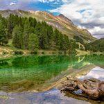 瑞士派尔坡格纳湖