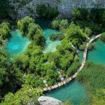 克罗地亚普利特维采湖