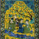 法国罗浮宫朗斯馆收藏的陶瓷艺术品