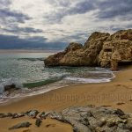 西班牙卡德斯伊斯拉克海滩