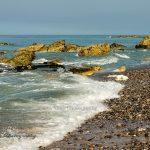 法国圣马丹欧比诺海滩