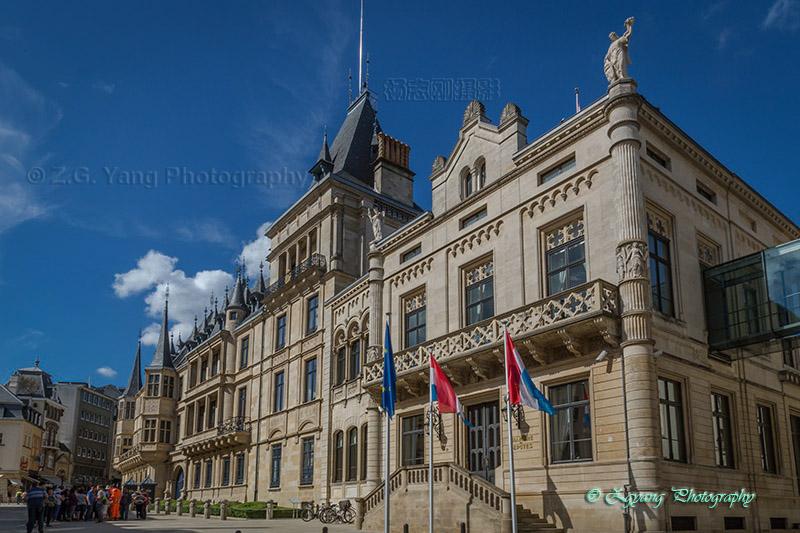 luxembourg-royal-palace
