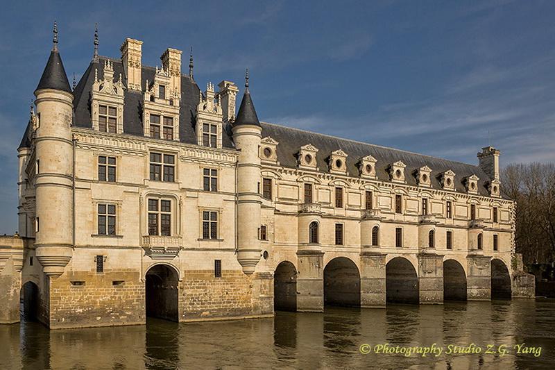 castle-chenoceau