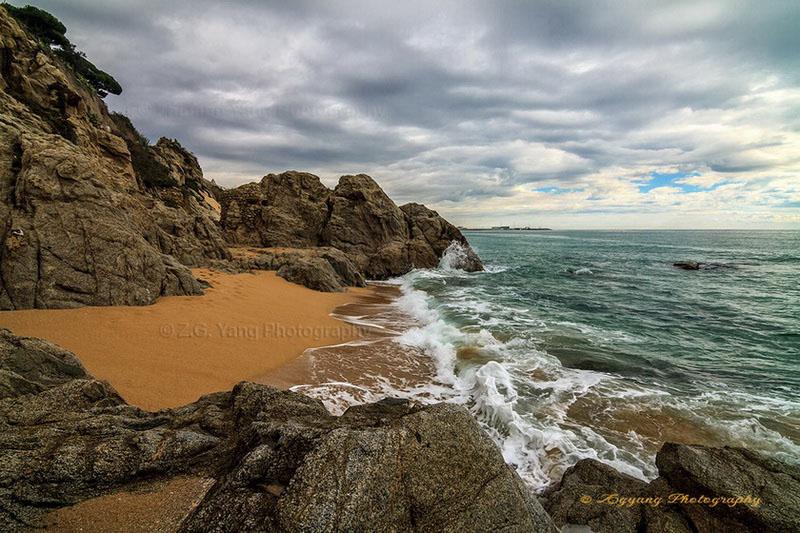 beach-arenys-de-mar
