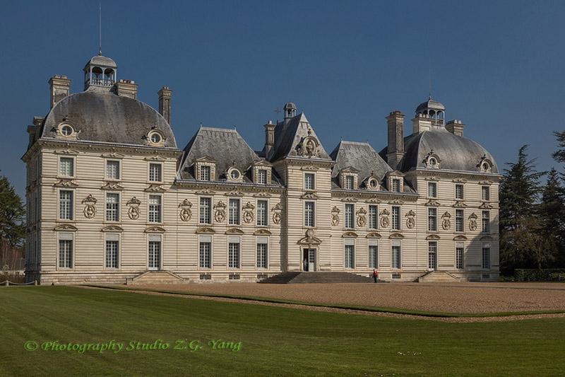 castle-cheverny