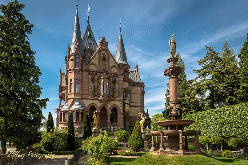 castle-drachenburg-konigswinter