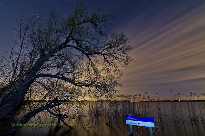 lake-loosdrecht-by-night-1