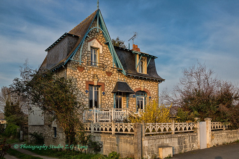 villa-in-saumur-france